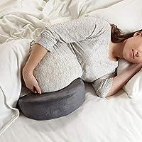 Schwangerschaftskissen Ruhekissen Kuschelkissen Seitenschläferkissen Minky-Dots