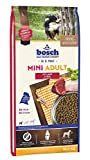 bosch Dog Adult Mini Lamm & Reis 15 kg, 1er Pack (1 x 15 kg Packung) - Hundefutter