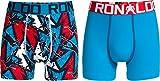 CR7 Cristiano Ronaldo Boys Boxershorts Jungen 2-Pack (CR7-8400-5100-488-146/152)