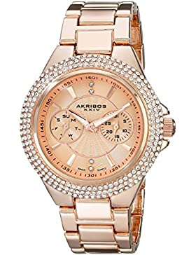 Akribos XXIV - Damen -Armbanduhr- AK789RG