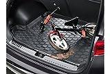 KIA F1122ADE00 Kofferraummatte aus Gummi, für Kfz mit Heckklappe Sportage QL ab 2016