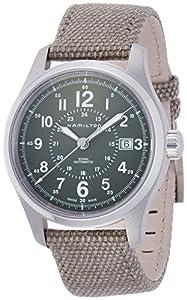 Hamilton Automatico Calendario Correa Piel Unisex de swatch group