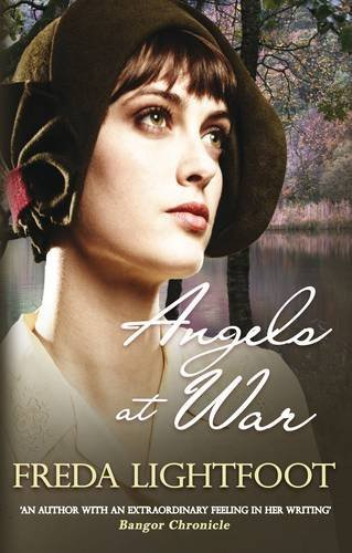 Angels at War by Freda Lightfoot (2010-10-04)