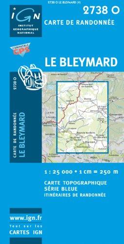 Le Bleymard GPS