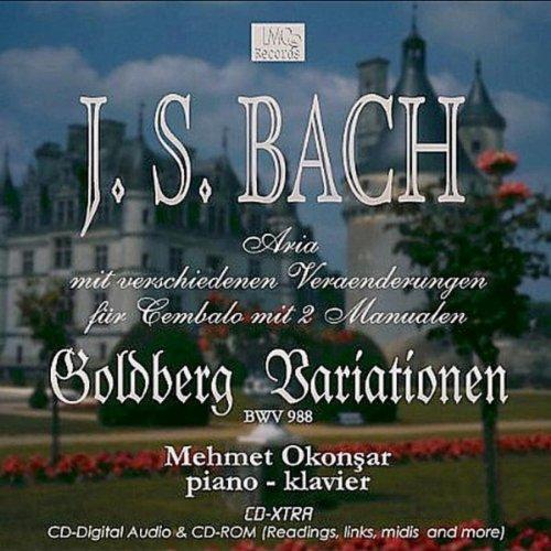 Goldberg Variations, BWV 988, Johann Sebastian Bach