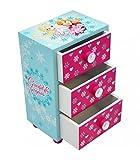 Disney Eiskönigin Box a Schmuck aus Holz 16Einheiten, wd16102