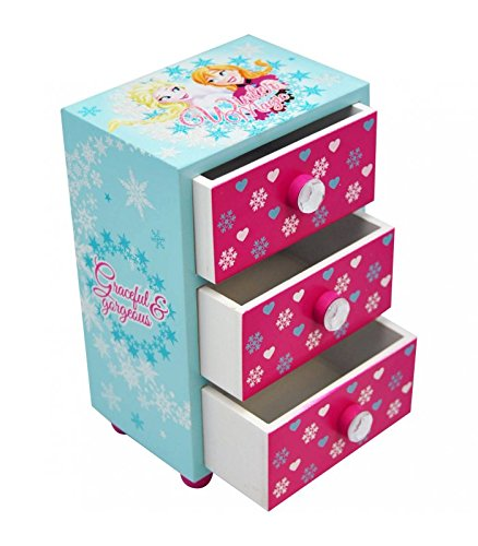 Frozen-Joyero-de-madera-con-cajones-13-x-9-cm-Kids-WD16102