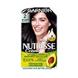 Garnier Nutrisse 2.0 Intense Black Permanent Hair Dye
