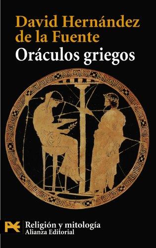 Oráculos griegos (El Libro De Bolsillo - Humanidades)