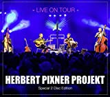 Live On Tour (Special 2-Disc-Edition) - Herbert Pixner Projekt