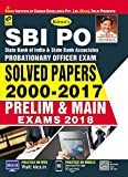 #9: SBI PO Solved papers 2000-2017 Prelim and Main Exams 2018-2200