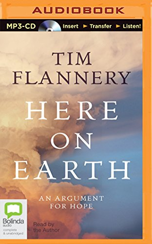 Here on Earth (Tim Flannery Cd)