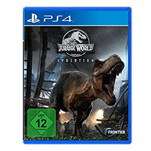 Jurassic World Evolution – [PlayStation 4]