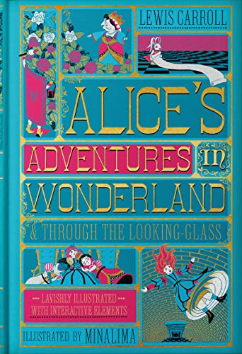 Alice's Adventures in Wonderland & Through the Looking-Glass (English Edition)