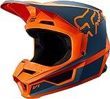 Fox Helm V1 Przm - Navy/Rot
