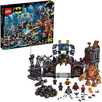La Ans Dc Par Lego Et Batcave Enfant 8 Heroes De Pièces Gueule Plus1038 Comics Super D'argileJouet 76122 L'invasion Onk08PXNw