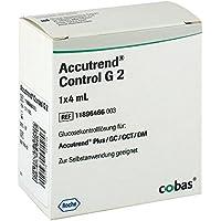 ACCUTREND Control Glucose Loesung, 1X4 ml preisvergleich bei billige-tabletten.eu