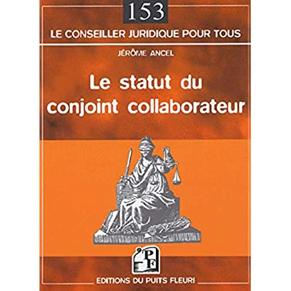 Le statut du conjoint collaborateur