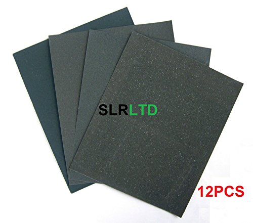 10-x-waterproof-wet-dry-sandpaper-emery-cloth-fine-medium-course-80-120-180-400-free-delivery