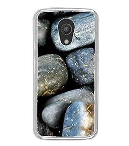 PrintVisa Designer Back Case Cover for Motorola Moto G2 :: Motorola Moto G (2nd Gen) (Cute Stone Pattern)