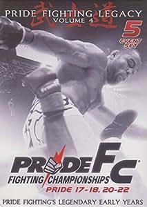 Pride Fc: Fighting Legacy 4 [DVD] [Region 1] [US Import] [NTSC]
