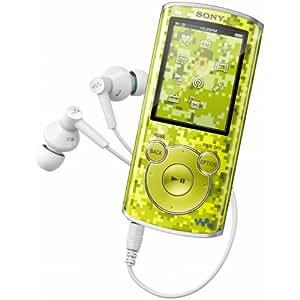 Sony Walkman NWZ-E463G Video-Walkman (4GB, USB, Mikrofon) grün