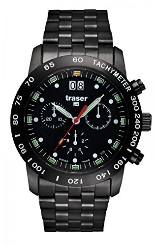Traser H3 Classic Chrono Big Date Pro T4004.357.35.01 / 100254