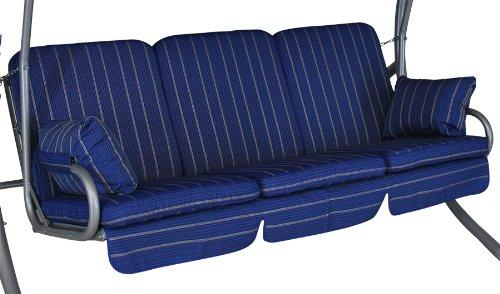 Angerer Comfort-Schaukelauflage 3-Sitzig Design
