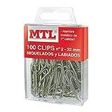 MTL 91367 - Pack de 100 clips, número 2