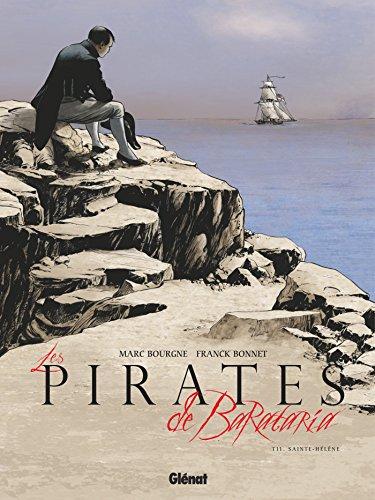 Les pirates de Barataria, Tome 11 : Sainte-Hélène