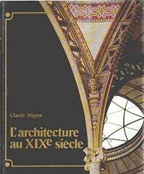 L'Architecture au XIXe siècle