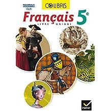 Amazon Fr Francais 5eme Hatier Scolaire Et Parascolaire