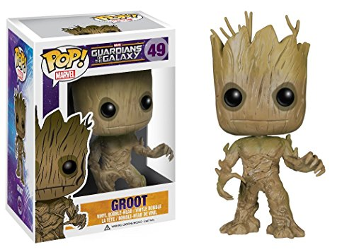 Funko Pop Groot (Guardianes de la Galaxia 49) Funko Pop Guardianes de la Galaxia