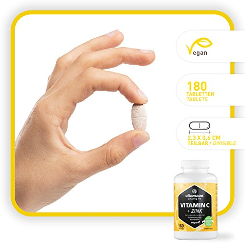 Zoom IMG-1 vitamaze vitamina c ad alto