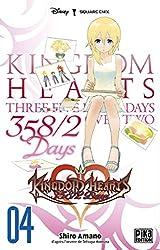 Kingdom Hearts 358/2 Days T04