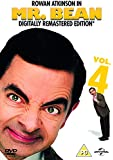 Mr Bean: Series 1, Volume 4 (Digitally Remastered 20th Anniversary Edition) [DVD]