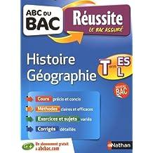 ABC du BAC Réussite Histoire - Géographie Term ES.L
