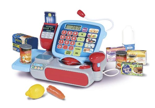 Casdon - Caja registradora de juguete