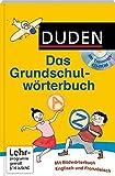 Duden - Das Grundschulwörterbuch mit Trainings-CD-ROM