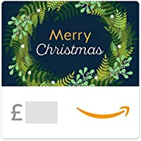 Christmas Wreath - Amazon.co.uk eGift Voucher
