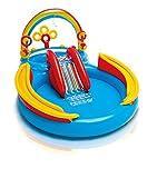 Intex Rainbow Ring Play Center, Multi Co...