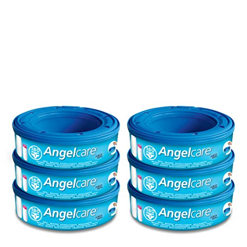 Angelcare Refill Cassettes - Pack of 6 Test