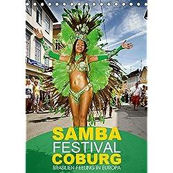 Samba-Festival Coburg - Brasilien-Feeling in Europa (Tischkalender 2020 DIN A5 hoch): Internationales Samba-Festival in Coburg (Monatskalender, 14 Seiten ) (CALVENDO Orte)