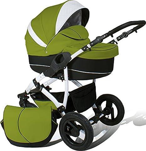 Moderner Multifunktions Kinderwagen Babywagen Diuk (3in1, #19)