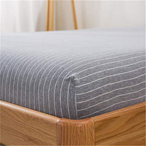 RUIMENGMENG Kindermatratzenbezug einzelstück, Baumwolle Cartoon matratzenbezug b03 1,8x2,0 (m)
