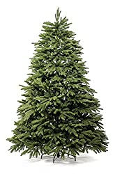 Xone Oscar, albero di Natale molto realistico da 180 cm, 210 cm e 240 cm
