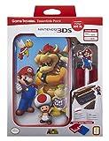 Offizielles Nintendo New 2DS XL / 3DS XL / 3DS XL - Zubehör-Set Official Essential Mario Pack   4 Motive zur Auswahl  