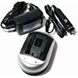 Chargeur d'accus / Chargeur de batteries pour Nikon EN-EL5 / CP1
