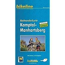 bikeline - Radkarte Kamptal 1:50 000, GPS-tauglich mit UTM-Netz