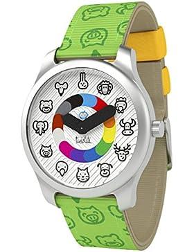 twistiti–Zeigt Kinder pädagogische Tiere ab 3Jahre–Armband grün